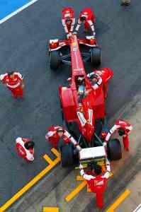 Ferrari duda que sus monoplazas sean los más rápidos en Australia