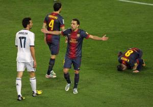 Las más vibrantes imágenes del Barcelona 1 – Real Madrid 3 en la Copa del Rey