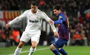 Barcelona y Real Madrid miden fuerzas en la Copa del Rey