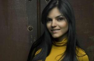 ¡Ay papá! Esta actriz venezolana mostró más de la cuenta en la boda de Danielita Alvarado (Foto)
