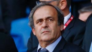 """Michel Platini considera que la decisión de adjudicar a Catar el Mundial de 2022 fue """"correcta"""""""