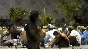 Al menos 16 presos muertos en un motín en Guatemala