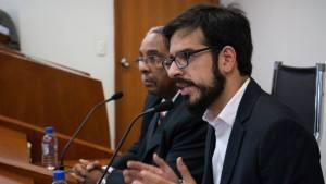 Comisionado Miguel Pizarro aclaró sobre el pago del bono héroes de la salud