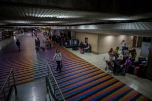 Inac habilitó algunas rutas de vuelos comerciales dentro de Venezuela
