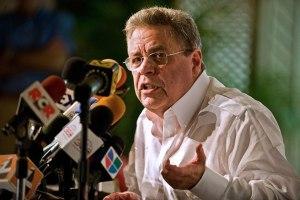 Alberto Ravell: Guaidó está en Caracas, como siempre, dando la cara