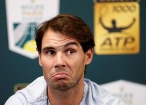 """Rafa Nadal cree que el tenis no volverá hasta que sea """"seguro por completo"""""""