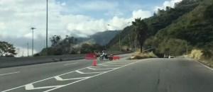 Accidente en la Cota Mil dejó una fallecida tras volcamiento de un vehículo (Fotos)