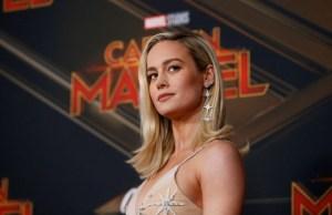 Tenía una tabla y ahora es NALGONA: El increíble cambio de la Capitana Marvel durante la cuarentena (CAPTURA)