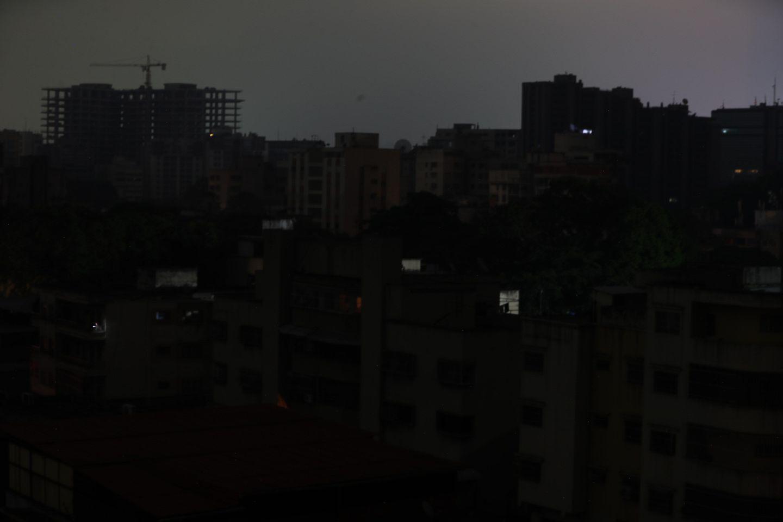 Varios estados de Venezuela se quedaron sin luz tras el fuerte bajón del #13Jun
