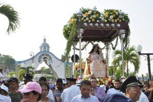 Fieles piden a la Divina Pastora Salud, unión y cese de la pandemia en su día