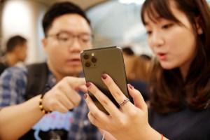 Usuarios de iPhone en todo el mundo reportan fallos en decenas de aplicaciones