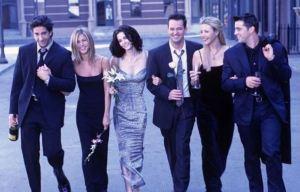"""HBO confirmó el regreso de la popular serie """"Friends"""""""