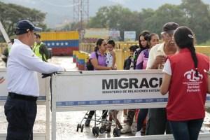 Más de 993 mil personas terminaron el Registro Único de Migrantes Venezolanos para acogerse al Estatuto Temporal