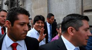 Embajador Winston Flores: Es inmoral el apoyo de Rodríguez Zapatero a Evo Morales