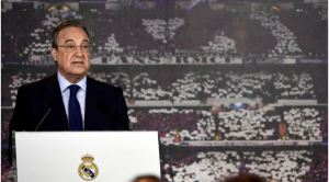 Florentino Pérez se cansó y busca el fichaje galáctico del Real Madrid para la próxima temporada