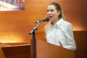 Fabiana Rosales conmemoró el Día Internacional de los Niños Víctimas Inocentes de Agresión (Video)