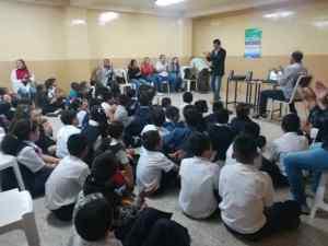 """FundaRedes inicia programa """"Los DDHH van a la escuela"""" en 10 planteles de Táchira"""
