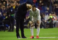 Hazard vuelve a lesionarse antes de los partidos ante Manchester City y Barcelona