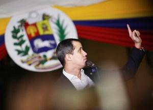 Guaidó garantizó que la ayuda humanitaria llegará para apagar la agonía de millones