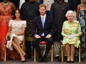 """Meghan y Harry ya saben cuándo dejarán de usar la marca """"Sussex Royal"""""""