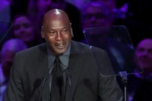 """""""Era como mi hermano menor"""": Las palabras de Michael Jordan a Kobe Bryant (Video)"""
