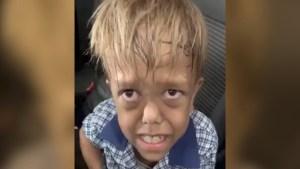¿Era un actor adulto? La verdad detrás del niño que se hizo viral por querer suicidarse tras recibir bullying