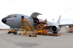 Avión militar colombiano parte a China para repatriar a ciudadanos por el coronavirus