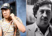 La oscura relación entre Pablo Escobar y Roberto Gómez Bolaños (FOTOS)