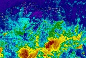 El estado del tiempo en Venezuela este lunes #24Feb, según el Inameh