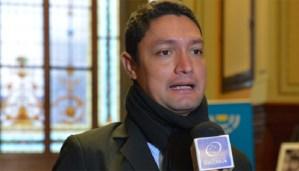 """Diputado """"Clap"""", Leandro Domínguez, pidió una """"ayudaíta"""" a Maduro para que liberen a su equipo"""
