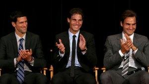 Los secretos del grupo de WhatsApp de Novak Djokovic, Rafael Nadal y Roger Federer