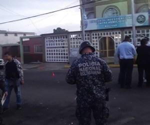 Atacan sede del Eje de Homicidios del Cicpc en San Félix
