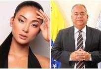 ¿Ya se enchufó? La relación de la china-venezolana Jousy Chan con familiares de Elvis Amoroso