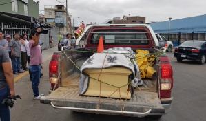 Venezolana murió en Perú tras caerse de cabeza de una moto