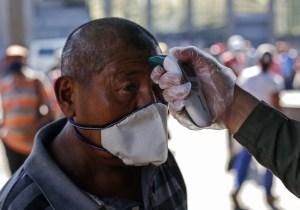 Régimen de Maduro registró seis nuevos casos de coronavirus