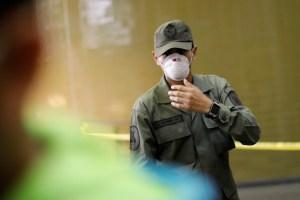 Efectivos de la GNB que se contagien por Covid-19 recibirán severas sanciones (Documento)