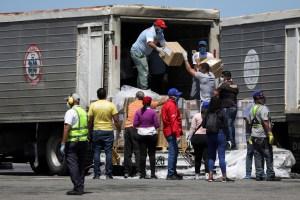 La Ocha reveló el número de personas beneficiadas con ayuda humanitaria en Venezuela hasta agosto