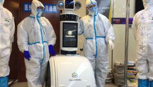 La crisis sanitaria llevará a los robots al frente médico, dicen investigadores