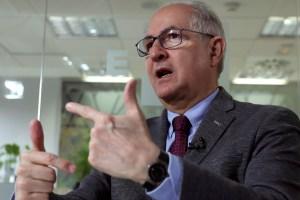 Antonio Ledezma sostiene que hay que cerrar canal financiero cubano