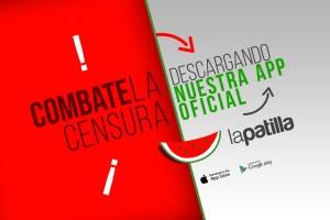 ¡La Patilla vence la censura! Nuestra nueva app te ofrece información al instante (Tutorial)