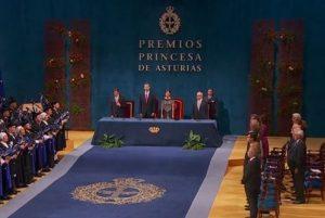 Los Premios Princesa de Asturias reciben 321 candidaturas de 64 países