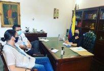 Laidy Gómez y Acnur acordaron garantizar atención a venezolanos que retornan por la frontera