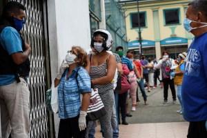 Ecuador reporta más 10.000 contagiados por coronavirus y 507 muertos