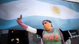 Así un venezolano atiende a los más vulnerables por coronavirus en Argentina (Video)