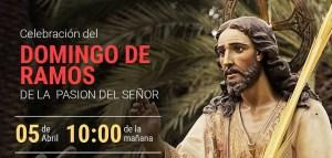 Basílica de Chiquinquirá transmitirá celebración del Domingo de Ramos por Instagram