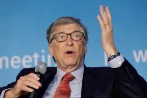 Bill Gates teme que la desinformación disuada de vacunarse contra la Covid-19