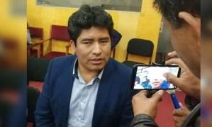 Detienen bajo estado de embriaguez a un alcalde de Perú por presunta violación