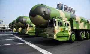 China construye un nuevo campo de silos de misiles nucleares, según el Pentágono
