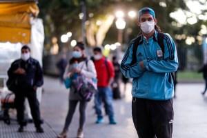Argentina, el nuevo país latinoamericano en superar los 100 mil contagios por Covid-19