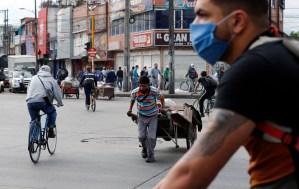 Colombia suma otro récord en contagios por coronavirus